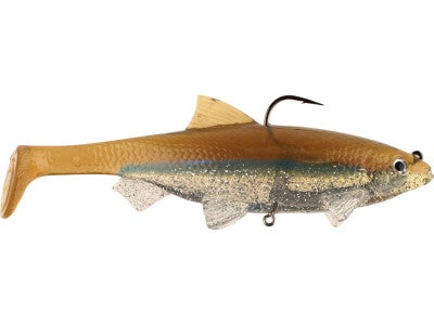 Jerry Rago Top Hook BV3D Pro Swimbait 7