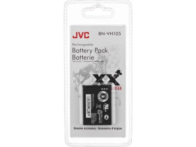 JVC Adixxion Battery Pack