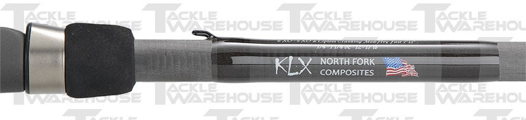 Kistler KLX Mark Rose Offshore Series Casting Rods