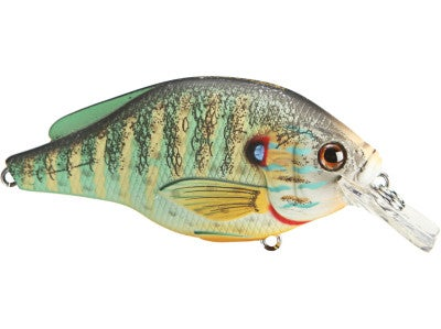 Koppers Live Target Pumpkinseed Square Bill Crankbait