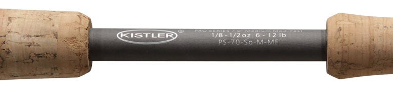 Kistler Pro Series Spinning Rods
