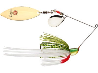 Strike King KVD Finesse Spinnerbait Colorado Willow