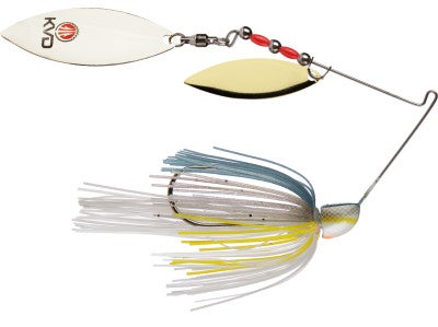 Strike King KVD Finesse Spinnerbait Double Willow