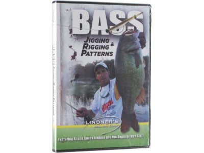 Lindner's Angling Edge: Bass Jigging & Rigging Patterns