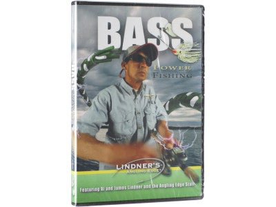 Lindner's Angling Edge: Bass Power Fishing
