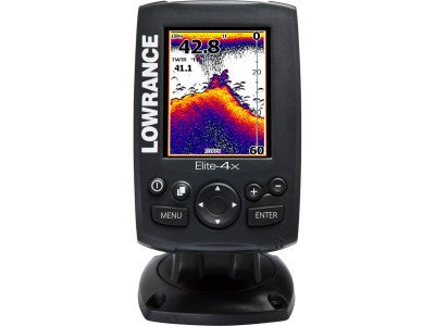 Lowrance Elite-4X Color Fishfinder