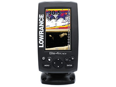 Lowrance Elite-4x HDI Color Fishfinder