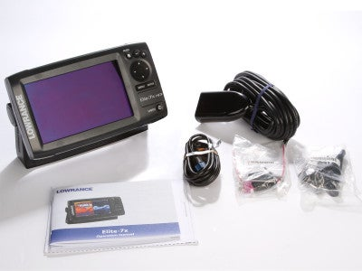 Lowrance Elite-7x HDI Color Fishfinder