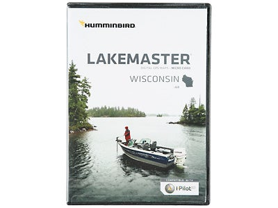 Lakemaster Humminbird Digital Charts