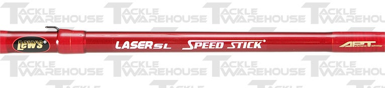 Lew's Laser SL Speed Stick Spinning Rods