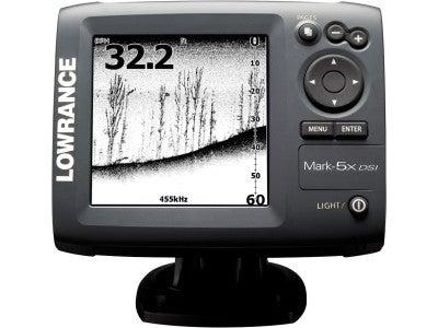 Lowrance Mark-5x DSI Fishfinder