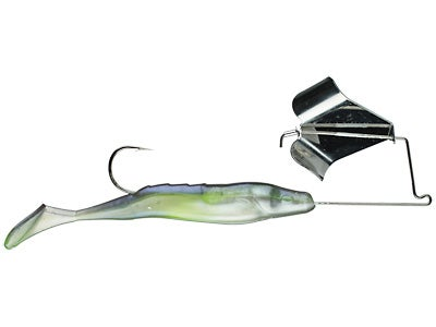 Lunker Lure Buzz-N-Shad