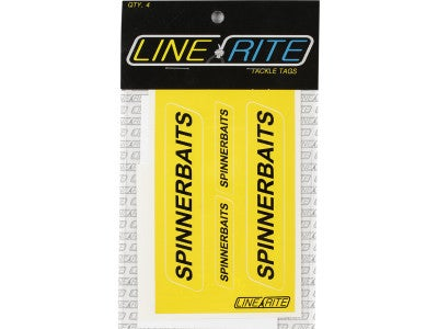 Line Rite Tackle Tags Blades