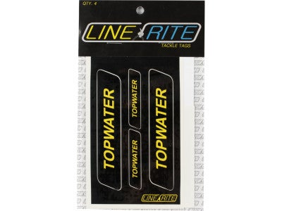 Line Rite Tackle Tags Hardbaits