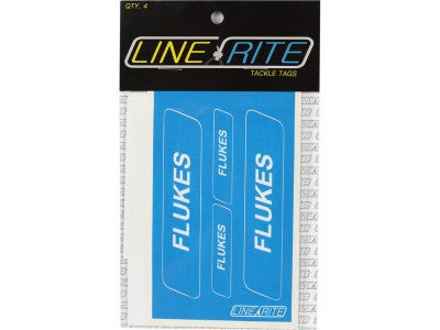 Line Rite Tackle Tags Softbaits