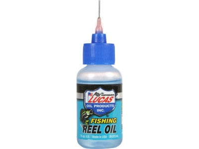 Lucas Oil Fishing Reel Oil 1oz