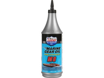 Lucas Oil Marine Gear Oil Quart