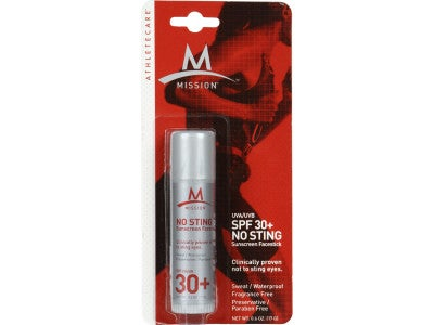 Mission Athlete Care No Sting Sunscreen Facestick