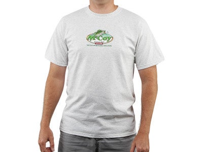 McCoy Bass Grey T-shirt