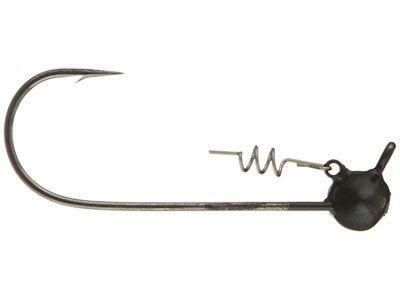 MESU Baits Football Spring Chicken Shaky Head 3pk