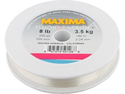 Maxima Fluorocarbon Fishing Line