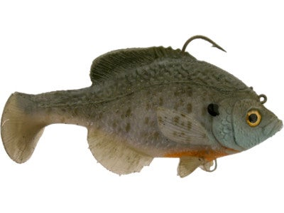 Mattlures Bluegill Series Swimbait