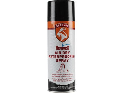 Gear Aid ReviveX Air-Dry Waterproofing Spray 5oz