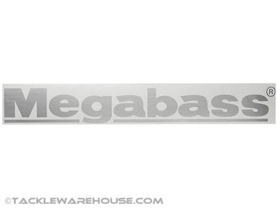 Megabass Sticker