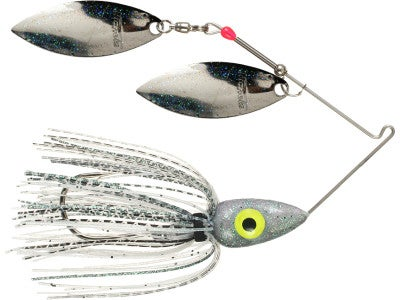 Nichols .44 Magnum Pulsator Double Willow Spinnerbaits