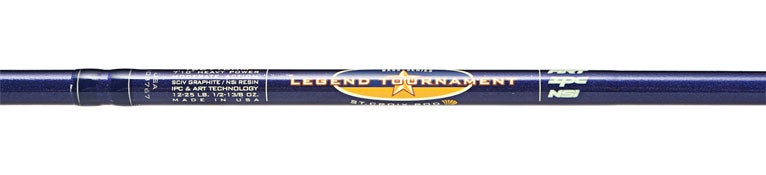 St. Croix Legend Tournament Bass Casting Rods