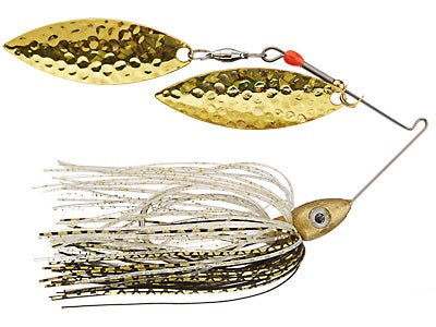 Nichols Hammered Shattered Glass Spinnerbaits