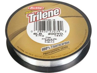 Berkley Trilene 100% Fluorocarbon Line Clear