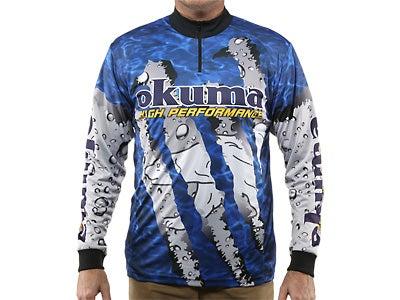 Okuma Factory Pro Jersey Longsleeve