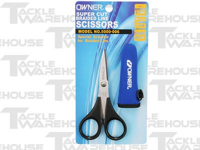 Owner Super Cut Braided Line Scissors