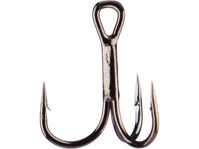 Owner Stinger Treble Hook Black Chrome ST-36