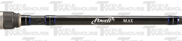 Powell Max Crankbait Casting Rods