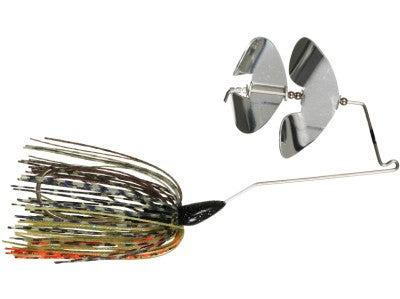 Pepper Custom Baits Double Blade Buzzbait