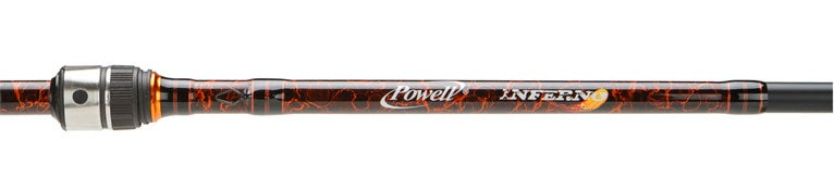 Powell Inferno Crankbait and Jerkbait Casting Rods