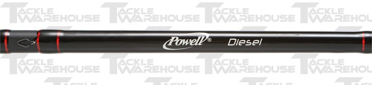 Powell Diesel Glass Crankbait Casting Rods