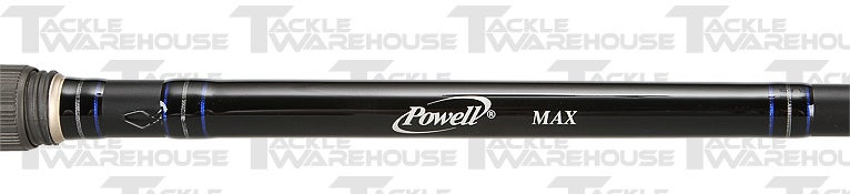 Powell Max Glass Crankbait Casting Rods
