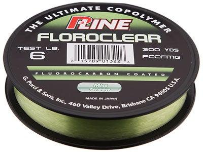 P-Line FloroClear Mist Green