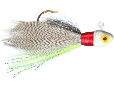 Punisher Lures Float & Fly Duck Feather Jig 1/16oz
