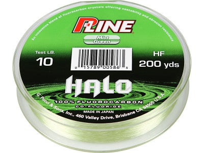 P-Line HALO Fluorocarbon Co-Fluoride Mist Green