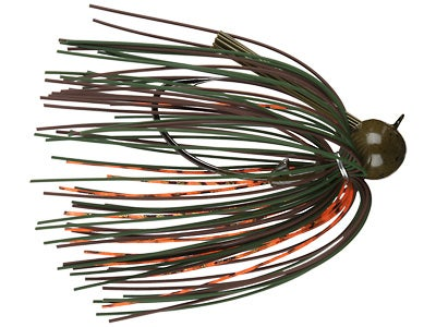 Pepper Custom Baits Living Rubber Pro Series Football J