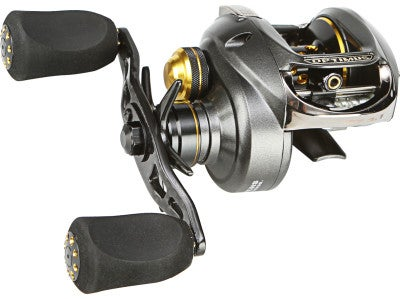 Pinnacle Optimus Xi HS Hand-Tuned Casting Reel