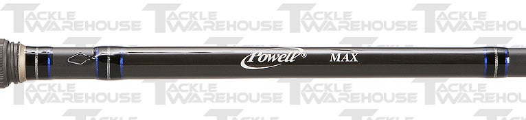 Powell Max Swimbait Casting Rods