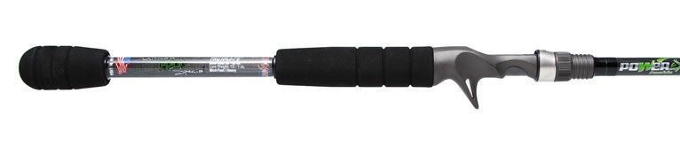 Power Tackle Ultimate Frog Special Casting Rod