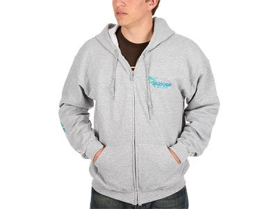 Revenge Hooded Zippered Sweatshirts