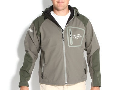 G. Loomis Hooded Softshell Jacket
