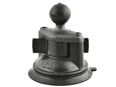 ram mount b2241u suction cup twist lock base. Black Bedroom Furniture Sets. Home Design Ideas